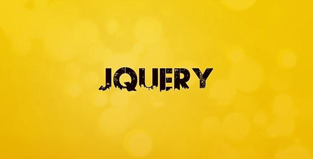 jquery-görsel